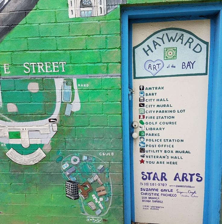 Hayward Mural Program – Moy Chronicles